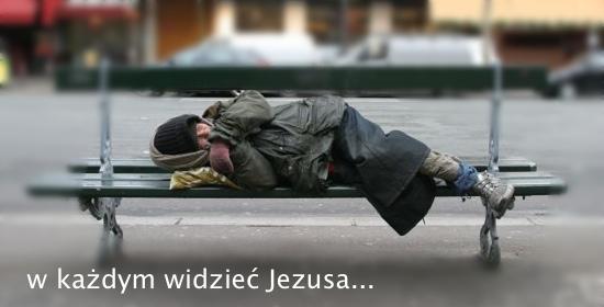 bezdomny(i)…